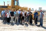 NCREDA at the Holiday Inn Ground Breaking